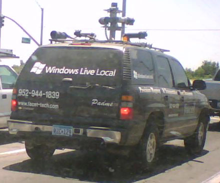 microsoft windows live local