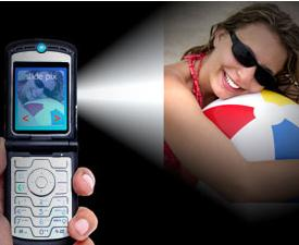 movil proyector