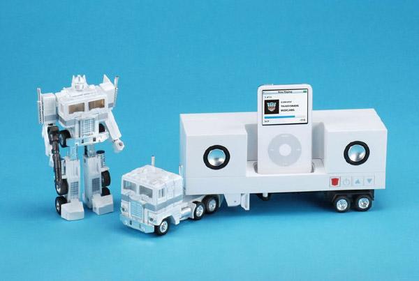 transformers ipod
