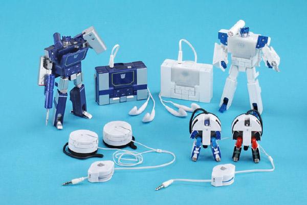 transformers mp3