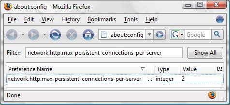 descargas simultaneas firefox Aumentar el número de descargas simultáneas en Firefox y Internet Explorer