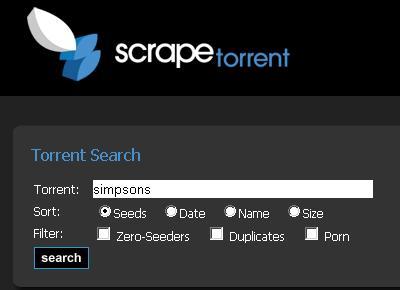 buscador torrent
