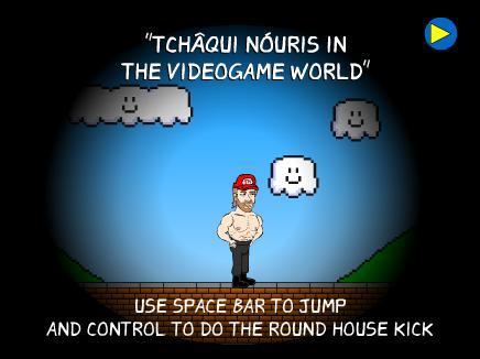 chucknorris El juego de Chuck Norris