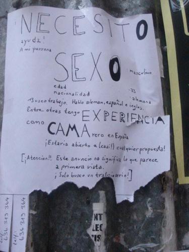 necesito sexo experiencia cama
