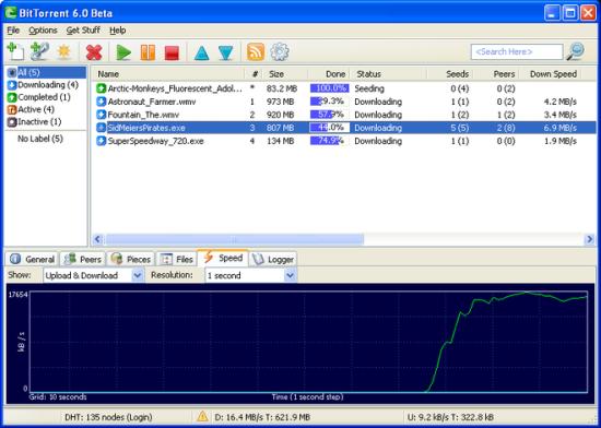 BitTorrent 6.0